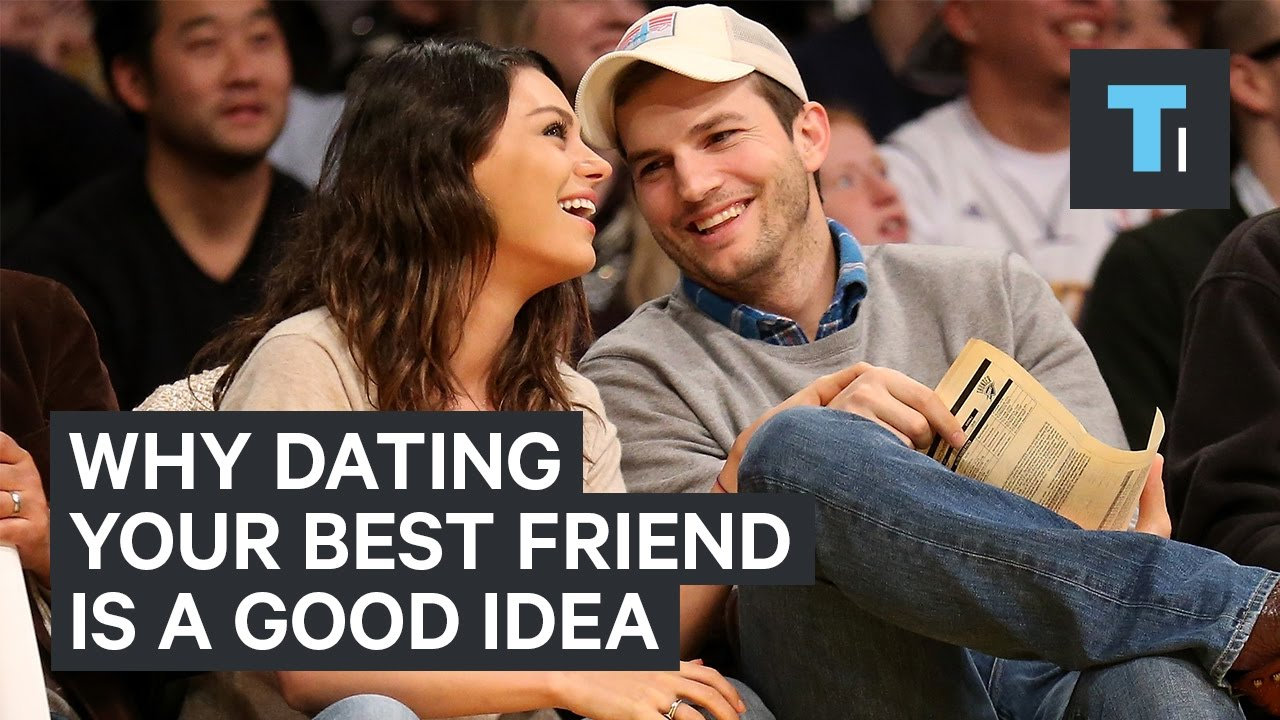 Stages Of Dating Your Best Friend
