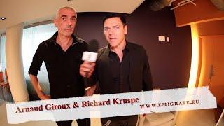 Richard Kruspe (RAMMSTEIN/EMIGRATE): RAMMSTEIN
