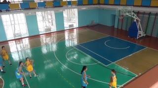 Осенний ЧРК U-14 среди девушек: Акмолинская область - Шымкент