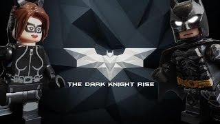 LEGO Batman : The Dark Knight Rise Minifigures - Showcase