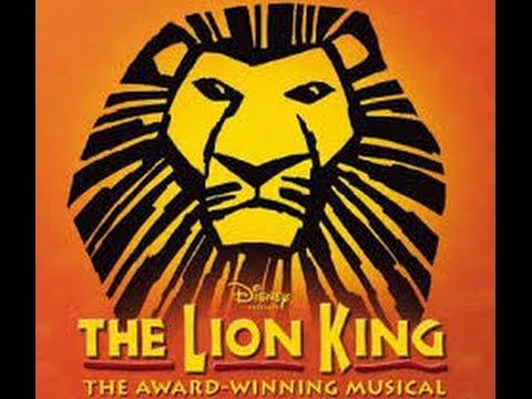 The Lion King Review ~ Lyceum Theatre West End London