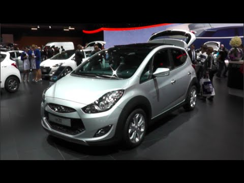 hyundai ix20 crossline 2015 in detail review walkaround. Black Bedroom Furniture Sets. Home Design Ideas