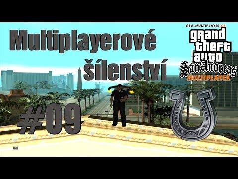 SBÍRÁME PODKOVY! (GTA San Andreas Multiplayer #09)
