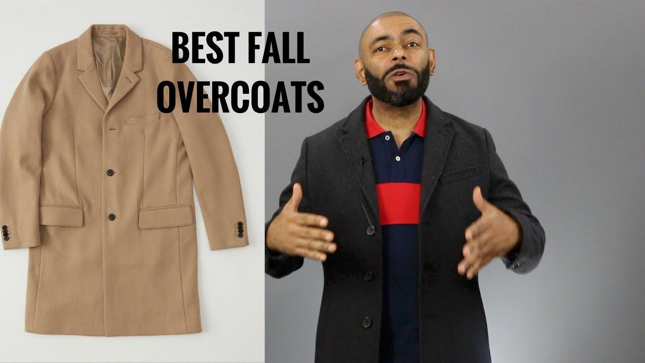 3a4196d8 Top 10 Best Affordable Men's Overcoats/Best Men's Fall Topcoats