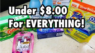 Family Dollar EASY Couponing 9/16/19  | BROKE COLLEGE STUDENTS APPROVED!