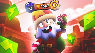 Rank 35 Dynamike in Showdown