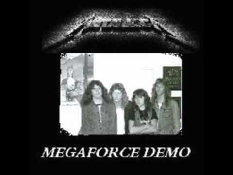 Metallica - Whiplash (Megaforce Demo)