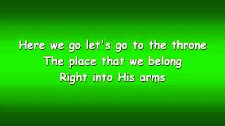 Open Up the Sky (Worship Video w  Lyrics)