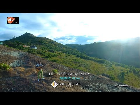 NDONDOLAH SY TAHIRY - MEDLEY 20 ANS