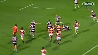 Adam Burn - 2018 Rugby Highlights