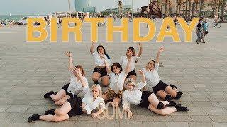 [KPOP IN PUBLIC] SOMI (전소미) - 'BIRTHDAY' | Dance Cover