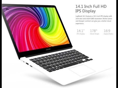 chuwi lapbook14 1inch notebook 4gb ram 64gb rom quad core windows10