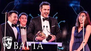 Firewatch wins Debut Game | BAFTA Games Awards 2017
