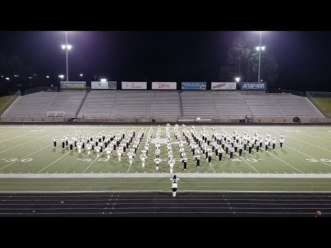 Nacogdoches High School Band 2017 - UIL Region 21 Marching Band Contest