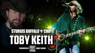 Toby Keith to headline Sturgis 2019