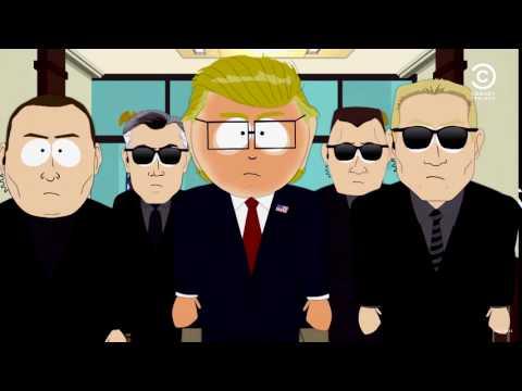 South Park - Mr Garrison President Theme