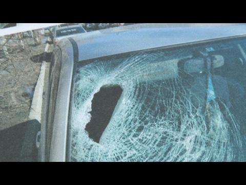 если на авто с крыши упал снег - что делать?
