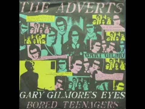 The Adverts - Gary Gilmore