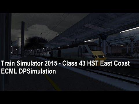 Train Simulator 2015 - Class 43 HST East Coast - ECML