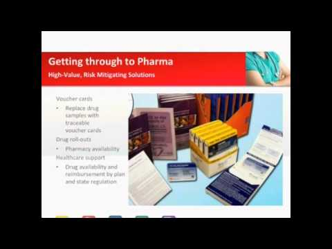 How to Sell to the Healthcare and Pharmaceutical Industries Webcast By Canon Solutions America