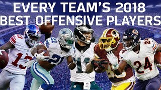 Every Team's Best Offensive Player in 2018 | Bucky Brooks | NFL