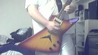 "AC/DC - ""Snake Eye"" Guitar Cover .wmv"