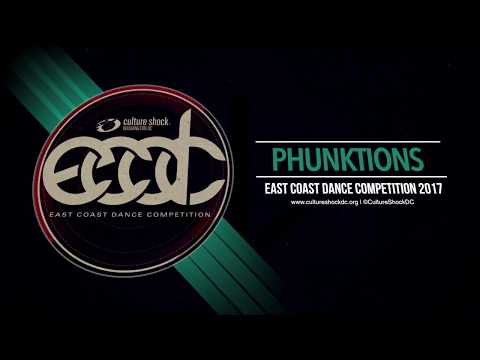 Phunktions Dance Co. Front Row | ECDC 2017