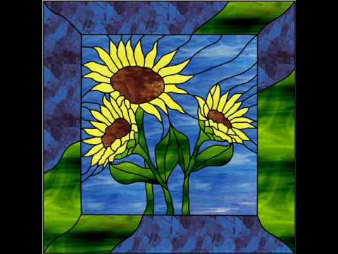 Stained Glass Patterns YouTube Impressive Stain Glass Patterns