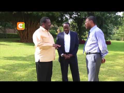 DP Ruto urges NASA co-principals to join Odinga