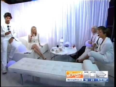 Global Morning Show - White Party