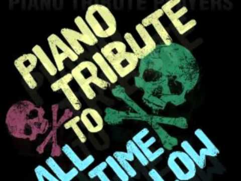 Somewhere in Neverland - All Time Low Piano Tribute