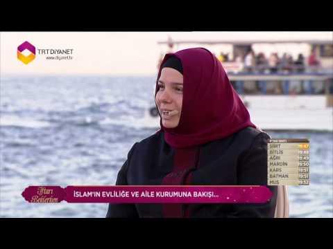 İslam'ın evliliğe ve aile kurumuna bakışı - TRT DİYANET