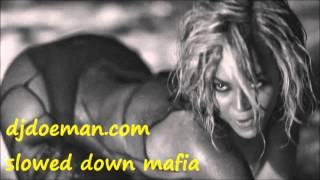beyonce drunk in love slowed down mafia djdoeman com