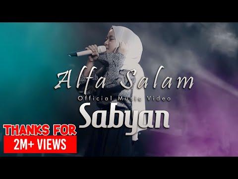 Sabyan Alfa Salam Official Music Video