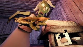 GRANNY HORROR MOVIE ANIMATED! (Minecraft Animation)