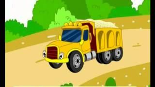 KidSongs - Five big dump trucks