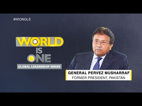World Is One: Pervez Musharraf's exclusive interview with WION - Part 1