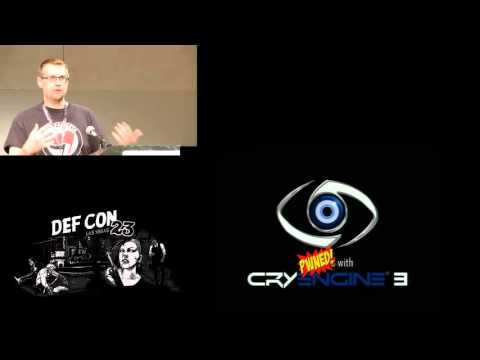 DEF CON 23 - Tamas Szakaly - Shall We Play a Game