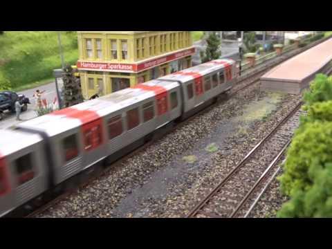 The Largest Miniture Train Set in the World - Miniatur Wunderland Hamburg, Germany