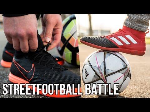 Nike MagistaX Proximo II vs Adidas ACE 17.3 Primemesh- Test
