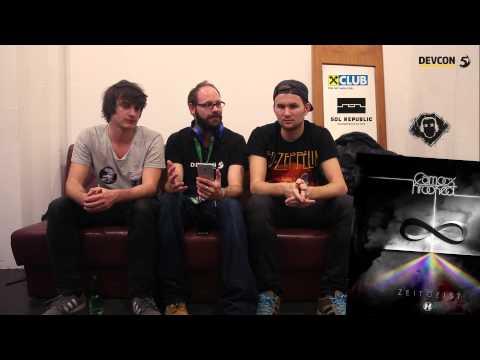 CAMO & KROOKED - DEVCON5 Interview beim Konzert in Innsbruck