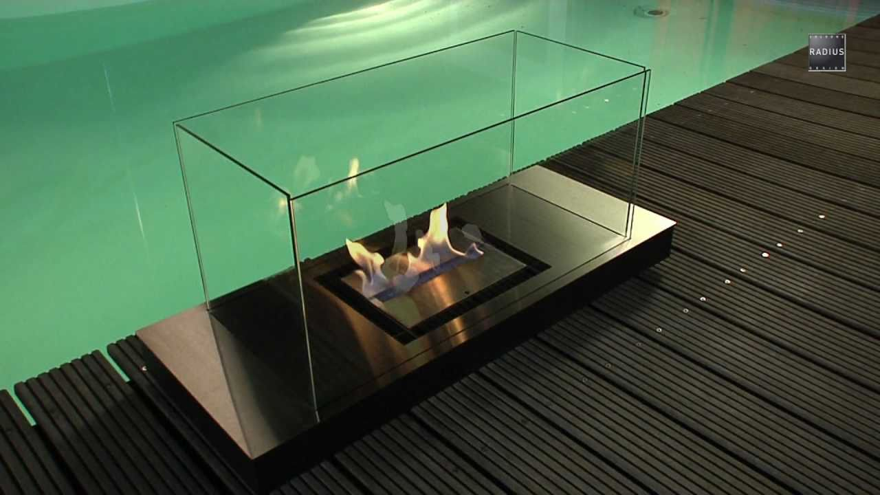 Ethanol Kamin: HOME FLAME COLLECTION - Radius Design