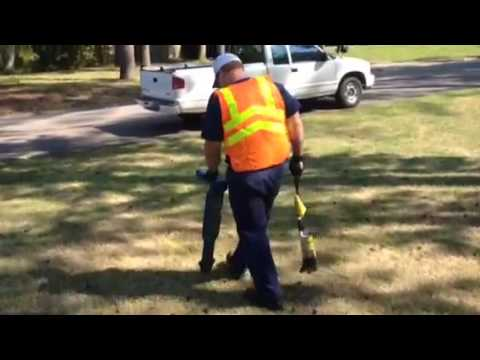 Avoid natural gas leaks, locate lines before digging