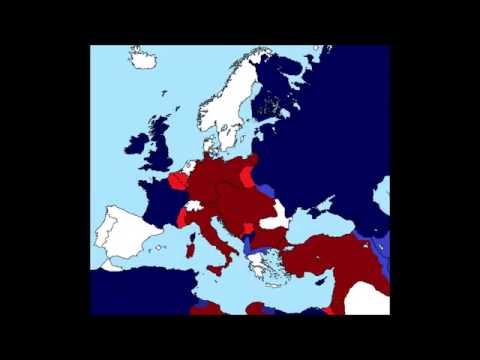 Alternate WWI: What if Italy joined the central powers?