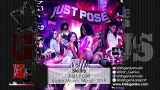 Skillis - Just Pose (Official Audio 2019)