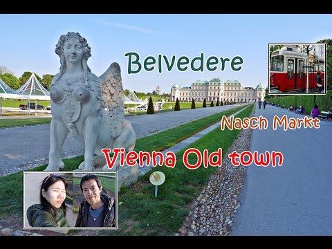 GoNoGuide SS1 EP110 - เที่ยวเวียนนา - Belvedere Palace, Nachmarket, Old town - Vienna