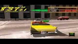 Crazy Taxi Fare Wars Official Movie