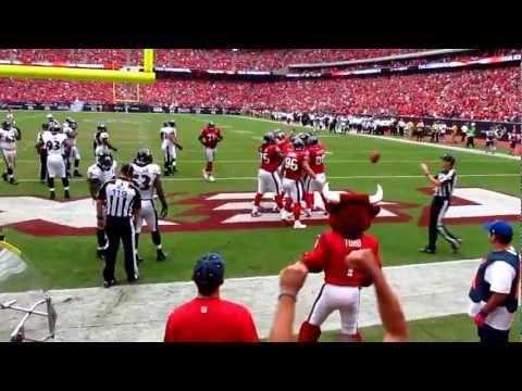 Texans Touchdown -- Owen Daniels