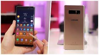 Review: Samsung Galaxy Note 8 (Deutsch) | SwagTab