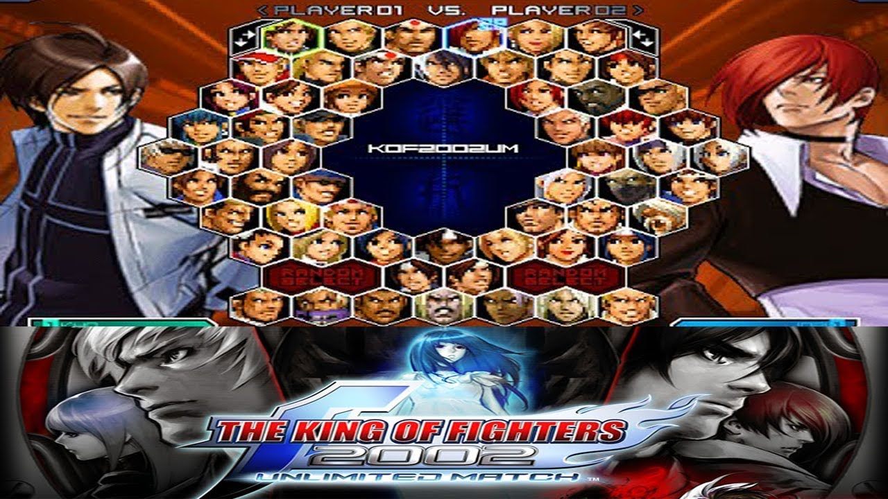 Download Kof2002 The King Of Fighters 2002 Unlimited Match Play